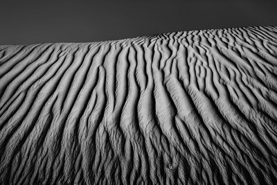 Sand Dunes, Death Vally, CA